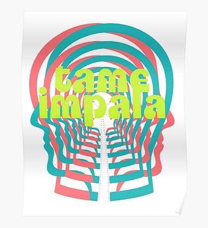 tame impala Poster