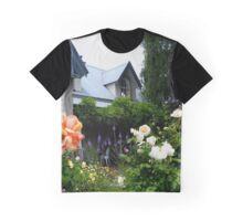 Beautiful Akaroa    New Zealand Graphic T-Shirt