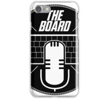 The Board Podcast iPhone Case/Skin