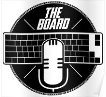 The Board Podcast Poster