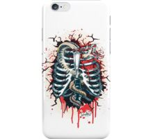 Wounded Heart iPhone Case/Skin