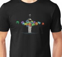 Personal Space Invaders Unisex T-Shirt