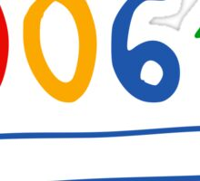 600613 search engine Sticker