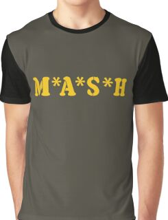 MASH Graphic T-Shirt