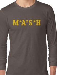 MASH Long Sleeve T-Shirt