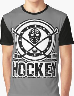 Hockey  Graphic T-Shirt
