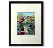 If by 'Donna Williams' Framed Print