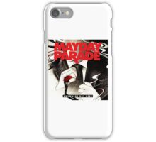 MAYDAY PARADE TOURS 3 iPhone Case/Skin
