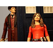 A Man Called the Doctor Photographic Print