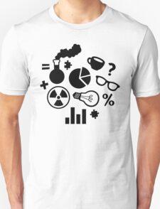 Science Pattern Unisex T-Shirt