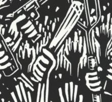 Disaster Series, Anarchy Sticker