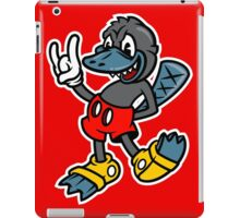 Keep On Rocking Undercover iPad Case/Skin