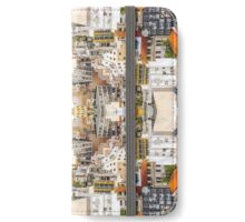 Building With Buildings iPhone Wallet/Case/Skin
