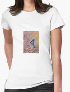 Invitation by 'Donna Williams' Womens Fitted T-Shirt
