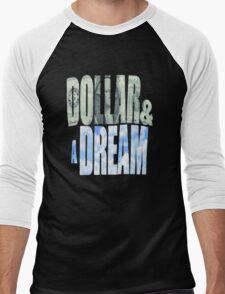 Dollar and a Dream Men's Baseball ¾ T-Shirt