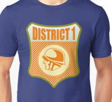 District 1 Badge Unisex T-Shirt