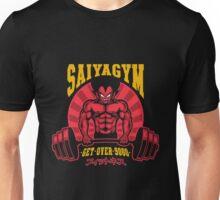 Funny Workout - Saiyagym Unisex T-Shirt