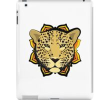 Retro Leopard iPad Case/Skin