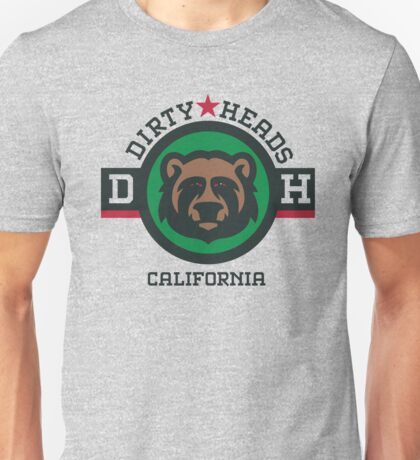 California Dirty Heads Unisex T-Shirt