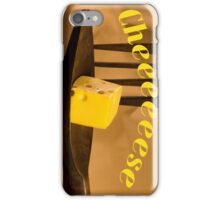 Cheese for your smile iPhone Case/Skin