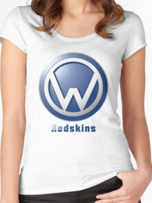 washington Women's Fitted Scoop T-Shirt