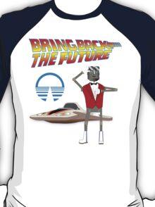 Bring Back the Future Horizons Robot Butler T-Shirt