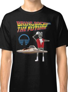 Bring Back the Future Horizons Robot Butler Classic T-Shirt