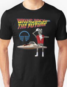 Bring Back the Future Horizons Robot Butler Unisex T-Shirt