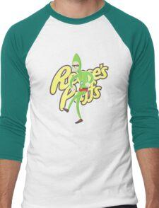 Idubbbz the Alien Reese's puffs dance Men's Baseball ¾ T-Shirt