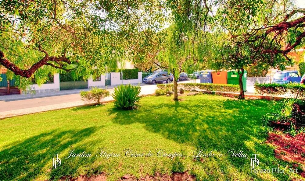 Jardim Higino Linda a Velha by terezadelpilar ~ art & architecture