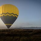 Mareeba Hot Air Ballooning 2 by Donna Rondeau