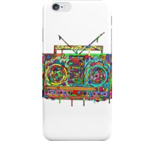 Boom Box iPhone Case/Skin