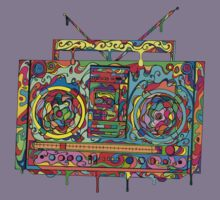 Boom Box Kids Clothes