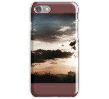 Dystopian Sunset iPhone Case/Skin
