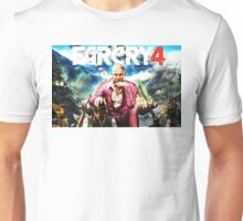 FARCRY GAME 4 ALBUMS 2 Unisex T-Shirt