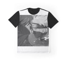 Itachi & Kakashi Graphic T-Shirt