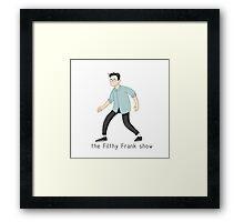 the Filthy Frank Show pixelart Framed Print