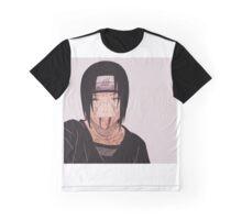 Uchiha Itachi : Dead Graphic T-Shirt