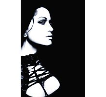 A dame to kill for Photographic Print