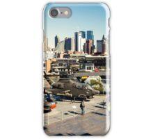 Chopper Cityscape  iPhone Case/Skin