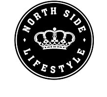 Northside Black Royal Crown Photographic Print