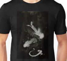 0105 - Brush and Ink - K Unisex T-Shirt