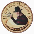 Freddy Krugerrand by Maggie Smith