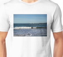 Your Viking Ride - NorthLink Ferry Leaving Aberdeen Harbour Unisex T-Shirt