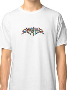 Getter psychedelic  Classic T-Shirt