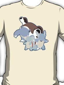 Kanto Water Starter Trio T-Shirt