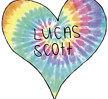 I Heart Lucas Scott - One Tree Hill by alexavec
