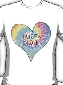 I Heart Lucas Scott - One Tree Hill T-Shirt