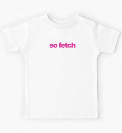 Mean Girls - So Fetch Kids Tee