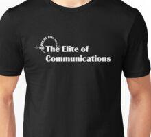 000 Emergency Operator 5 - The Elite of Communications White Print Unisex T-Shirt